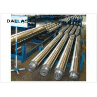 China Single / Double Acting Hydraulic Cylinder Piston Rod Stainless Steel Parts on sale