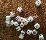 China Gamble Trick Omnipotent Mercury Dice To Get Any Pip You Need wholesale