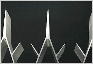 China Stainless Steel Wall Spikes on sale
