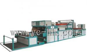 China Glue Sprayer Laminating Machine( textile) on sale