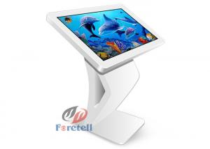 China Digital Advertising Signs Interactive Digital Signage Display 5ms Response Time on sale