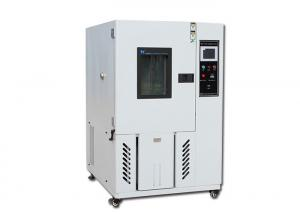 China 225L Temperature And Humidity Controlled Cabinets Of High / Low Temperature Test on sale