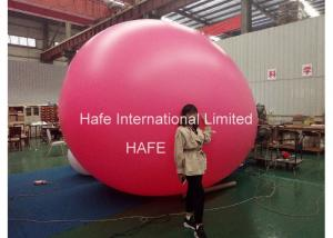 China Flashing Ourdoor Floating Helium Lighting Balloon Led Beautiful And Long Durability on sale