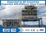Precision Metal Fabricating Prefab Steel Frame Formed Metal Arch Buildings