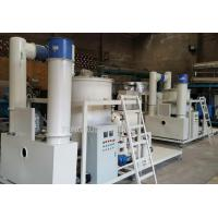 Simple Waste Oil Refinery Machine For Dewatering / Degassing / Decolor