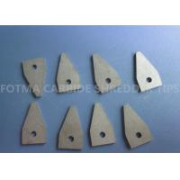 Customized K20 Tungsten Carbide Shredder Tips Cutting Tools for Crusher Machines