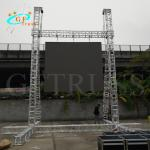Rigging LED Display Truss Aluminum Alloy 3m Length 50mm*3mm Main Tube