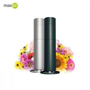 China Anodised Aluminum Silent Commercial Air Freshener Machine With LCD Display , Weekday Setting on sale