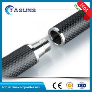 China carbon fiber tube fittings,carbon fibre tube connectors,carbon fibre tube connectors, on sale