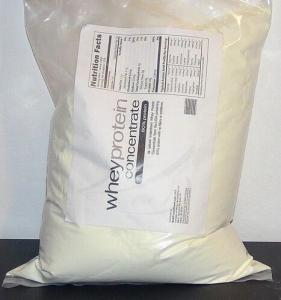 Quality Lactoalbumin Pharmaceutical Raw Materials Nutrition Supplement Whey Protein for sale