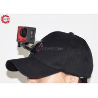 Go pro Accessories Adjustable Canvas Sun Hat Cap for Hero 5 4 3 SJCAM SJ7 SJ6 M20 Eken H9 H9R H8 Pro Yi 4K Sport Action