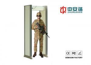 China Promenade de niveau de 200 sensibilités par performance de porte de détecteur de métaux la haute on sale