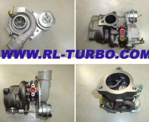 China Turbocharger K04,5304-988-0015 for AUDI A4 1.8T on sale