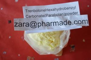 Trenbolone Hexahydrobenzylcarbonate 76 5mg Raw Powder
