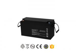 China Strongest ABS Flooded Lead Acid Battery Electric Golf Car Battery Pack 12V 150Ah on sale