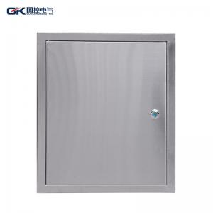 China Laser Cutting Stainless Steel Distribution Box Concealed Installation Custom - Made Dimension on sale