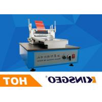High Precision Gravure Printing Ink Testing Machine 26kg
