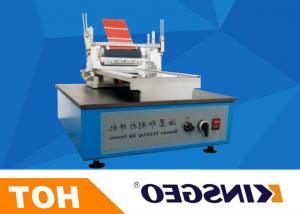 China High Precision Gravure Printing Ink Testing Machine 26kg on sale
