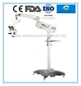 China FDA Marked Floor Stand Ophthalmic Surgical Operating Microscope Made in China on sale