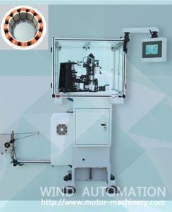 China Synchronous motor  BLDC Stator winder needle winding machineWIND-3-TSM for Brazil, USA,India, France on sale