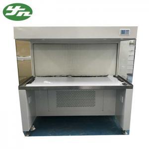 China Powder Coating Laminar Air Flow Unit , Laminar Flow Biological Safety Cabinet on sale