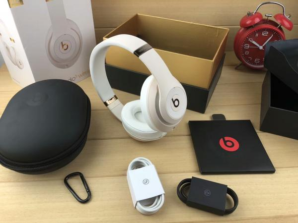 2a2ce8cba88 Beats by Dr. Dre Studio3 Wireless Over the Ear Headphones - Porcelain Rose  from