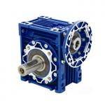 China Right Angle NMRV Worm Gearbox Speed Reducer With Electric Motor wholesale