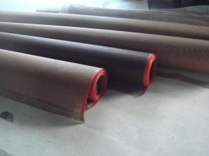 China ptfe teflon conveyor belt on sale