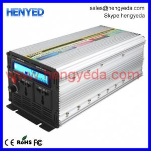 China CE approved single phase dc ac Inverters & Converters solar power inverter solar 3kw inverter on sale