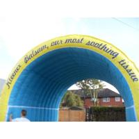 new inflatable tunnel tents for commercial activity