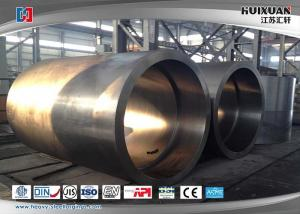 China Customized Forged Cylinder Professional Thin Wall Long Tube Forging on sale
