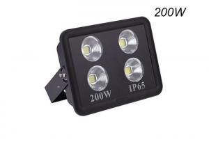 China IP66 150W AC85V - 265V Outdoor LED Flood Light Projector Lamp With Reflection Cup on sale