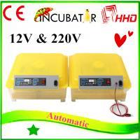 2015 best sale CE approved mini egg incubator for 48 eggs