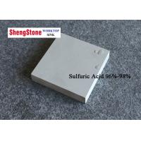 China Corrosion / Heat Resistance Epoxy Resin Worktop Technical Date Matte Polishing on sale