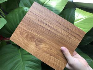 China Cost Effective Luxury Vinyl Wood Flooring Fantastic Self Adhesive Pressure Sensitive Glue on sale