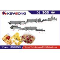 Food Grade Breakfast Cereal Making Machine Food Extruder High Efficiency