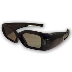 China Customized Portable boy' s clip on 3d dlp link glasses with changeable batteries for 3D ready projectors on sale