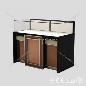 China Lockable Acrylic Jewelry Showcase, Lucite Jewellery Display Case, Custom Acrylic Cabinet on sale