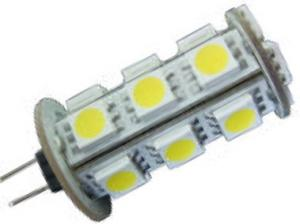 China Replacement of 10W halogen lamp, SMD LED bulb, 1W G4 on sale