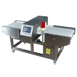 China Top Grade Metal Detector Machine For Food Industry Electromagnetic Wave Detection on sale