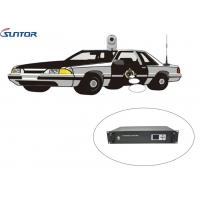 300-860Mhz COFDM Transmitter TDD-COFDM patrol car 230km/h moving video wireless sender