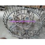 China Stainless Steel 304 Water Fountain Equipment With Music / Electrical Control Cabinet wholesale