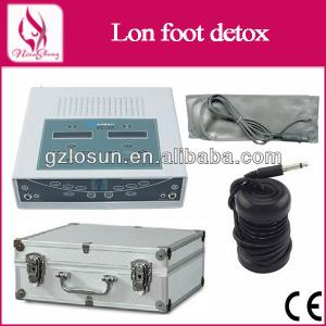 China Alibaba Website Wholesale Ion Detox Foot Spa Detox, Ionic Aqua Foot Bath Detox Equipment on sale