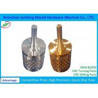 JF197 Cnc Machined Components Aerospace Parts OEM / ODM service