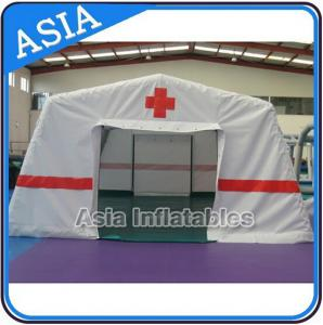 China Customized Large Removable Outdoor Inflatable Emergency Medical Ment on sale