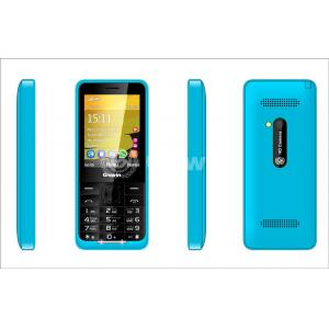 China 8G Dual Sim Cards Dual Standby Phone with Bluetooth GPRS and MP4 player on sale