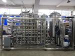 500LPH Pharmaceutical Purified Water Deionized RO EDI Treatment Plant