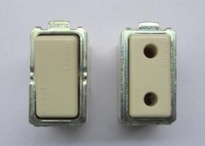 China Bakelite/ABS OEM Branded OEM Electric Module Wall Switches socket ALB008 on sale