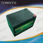 China Solar LED Garden Light 12V Rechargeable LiFePO4 Lithium Battery 12Ah / 13.5Ah wholesale