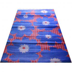China Jacquard pp mat(indoor/outdoor rug) on sale